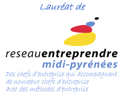 Laureat réseau Entreprendre 2013