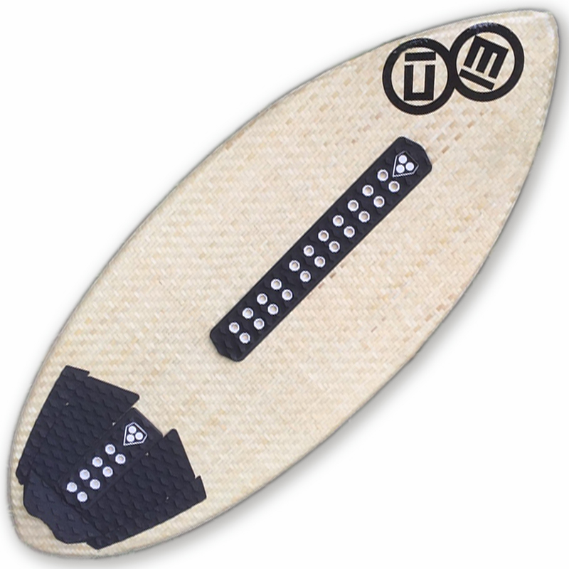 Skimboard With Cobratex